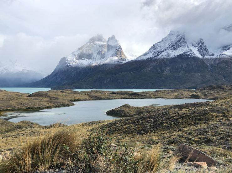 El Cuerno - Torres del Paine - Patagonie - Chili