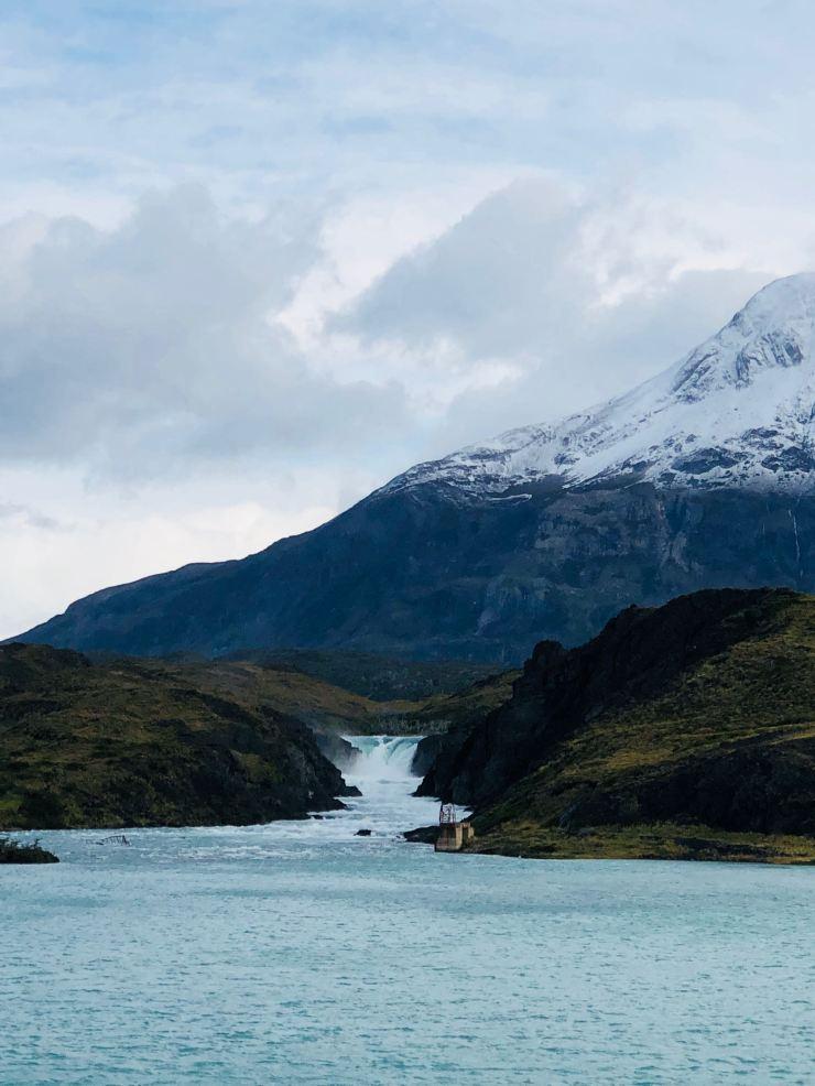 Salto Grande - Torres del Paine - Patagonie - Chili