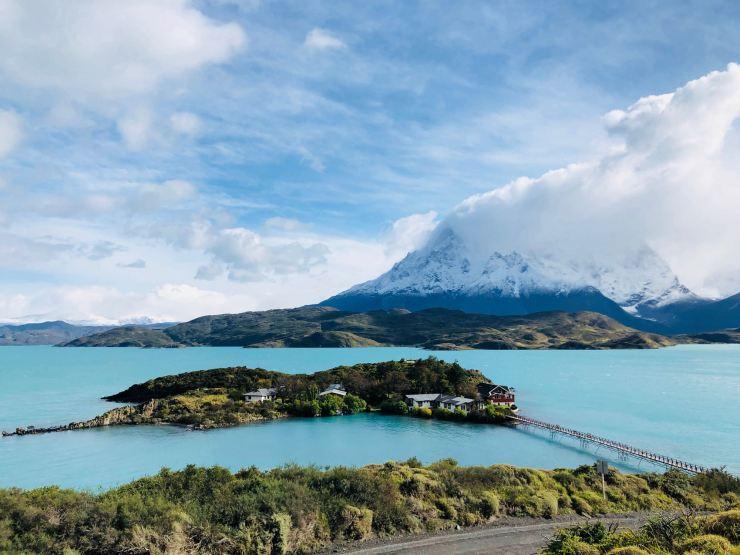 Mirador Condor - Torres del Paine - Patagonie - Chili