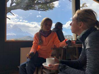 On resterait bien ici - Hôtel Grey - Torres del Paine - Patagonie - Chili