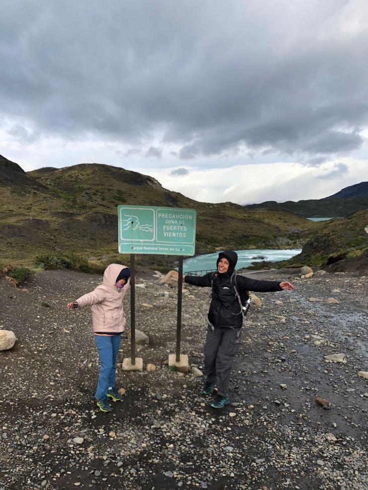 On va s'envoler ! - Torres del Paine - Patagonie - Chili