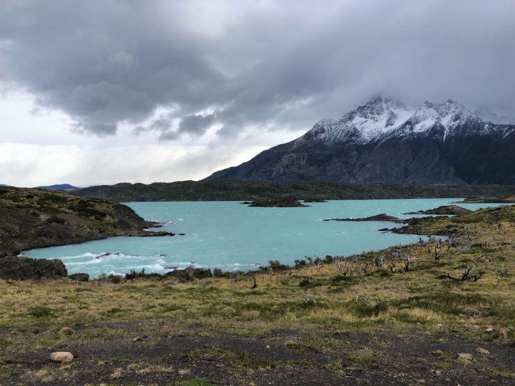 Lago Nordenskjöld et Cuerno - Torres del Paine - Patagonie - Chili