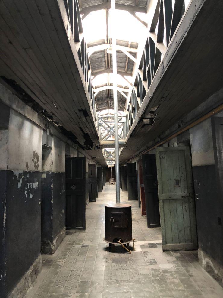 Dans la prison d'Ushuaïa - Terre de Feu - Argentine