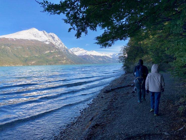 Lac Acigami - Parc National Terre de Feu - Argentine