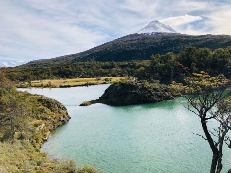 Laguna Verde - Parc National Terre de Feu - Argentine