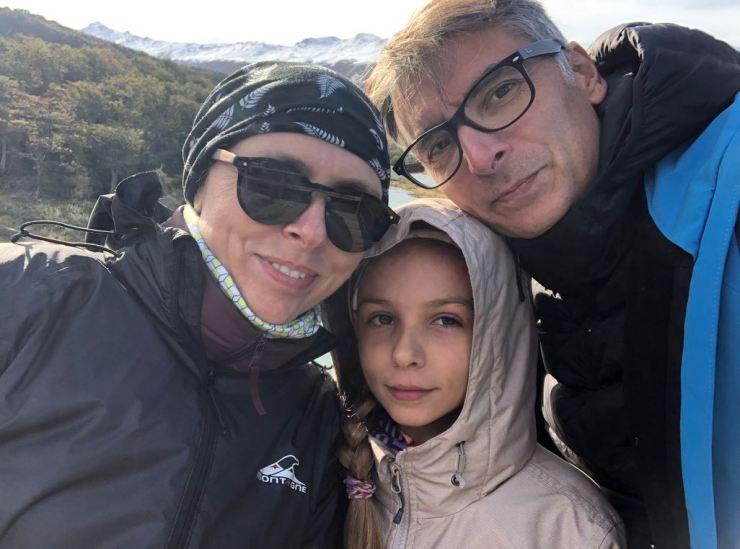 Portrait de famille au bout du monde - Parc National - Terre de Feu - Argentine