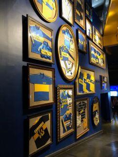 Museo del estadio - Quartier de la Boca - Buenos Aires - Argentine