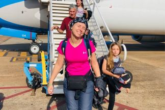 Arrivée à Iguazu ! - Argentine