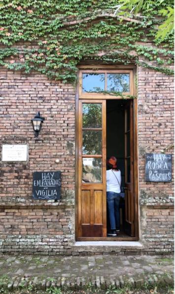 Bar à Gaucho - Santa Coloma - Pampa - Argentine