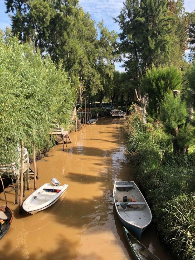 Le long des canaux - Tigre - Argentine