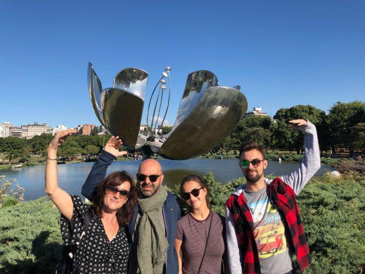 Floralis Generica - Buenos Aires - Argentine