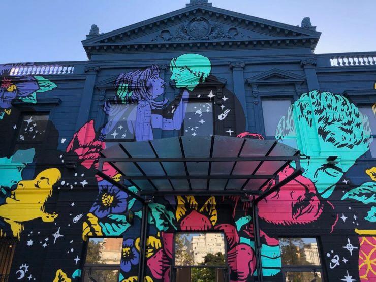 Centre Culturel Recoleta - Buenos Aires - Argentine