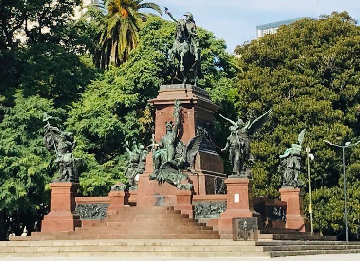 San Martin ! - Buenos Aires - Argentine