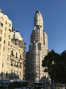 Immeuble Kavanah - Plaza San Martin - Buenos Aires
