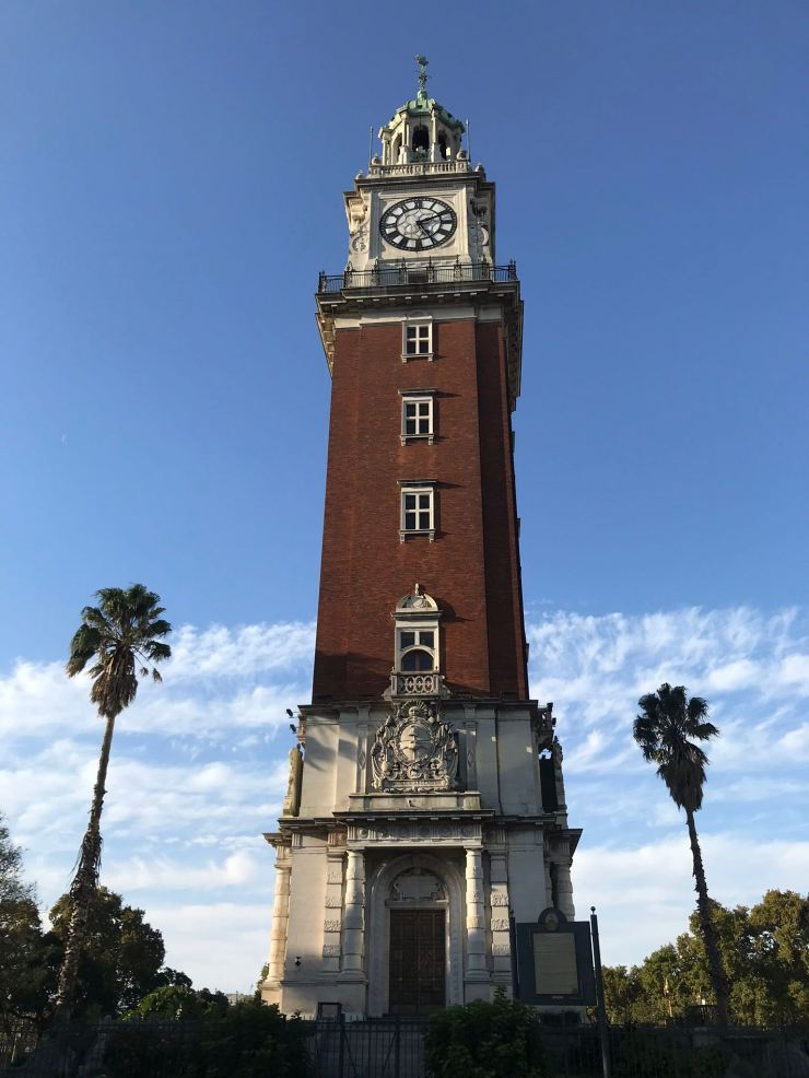 Big Ben ? Non Torre Monumental, ex Torre de los Ingleses - Buenos Aires - Argentine