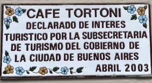 Café Tortoni - Buenos Aires - Argentine