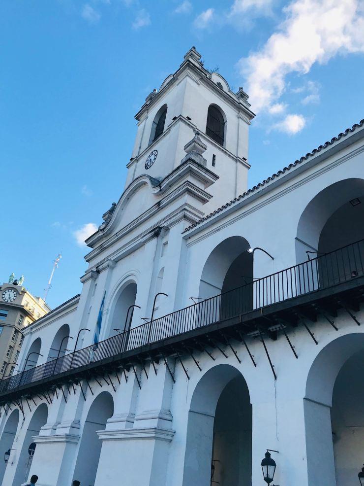 Cabildo - Plaza de Mayo - Buenos Aires - Argentine