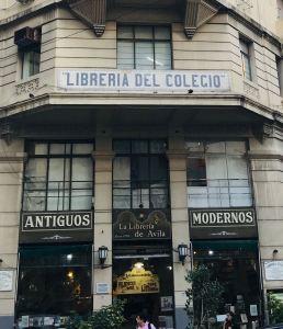 Libreria de Avila - Buenos Aires - Argentine