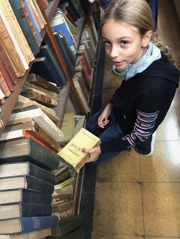 Découverte de trésors dans la libreria de Avila - Buenos Aires - Argentine