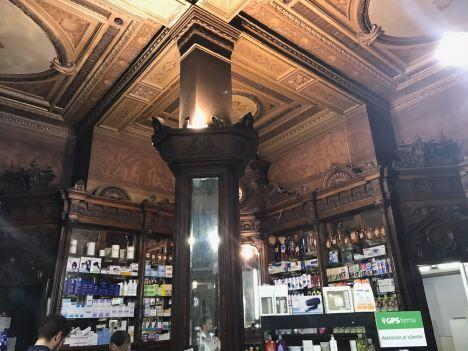 Dans la farmacia la Estrella - Buenos Aires - Argentine