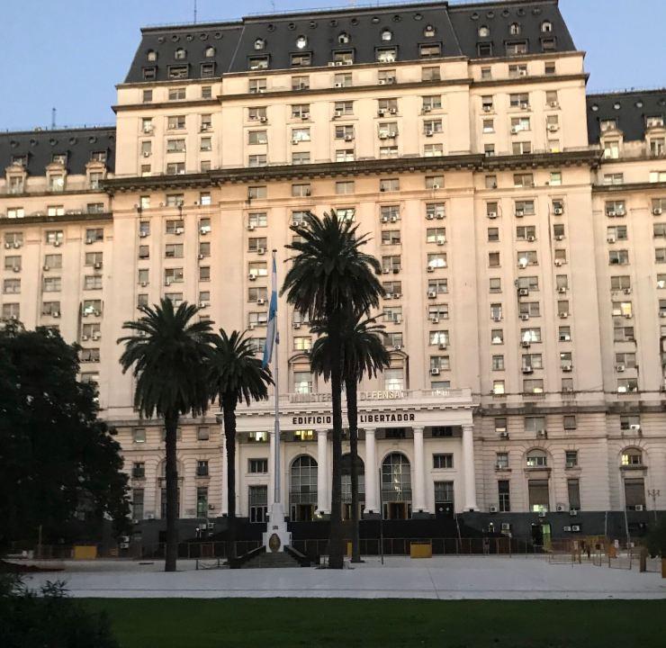 Edificio Libertador, siège du ministère de la défense - Buenos Aires