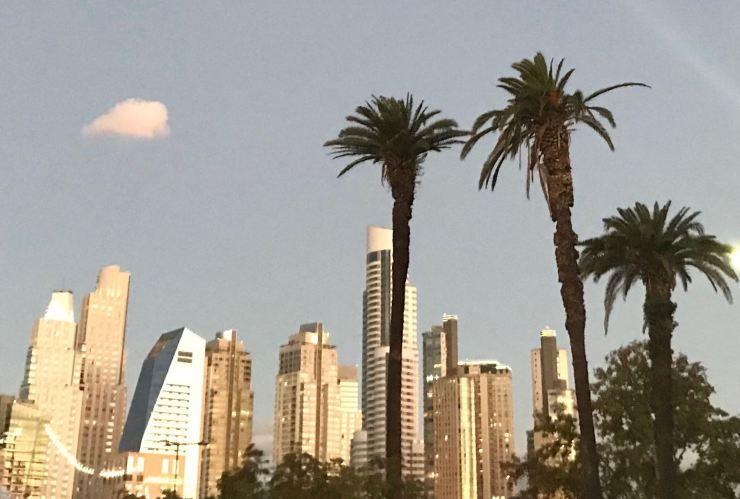 Vue sur la City - Buenos Aires - Argentine