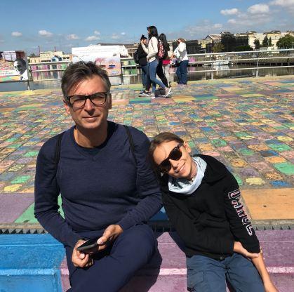 Sur les quais colorés du quartier de la Boca- Buenos Aires - Argentine