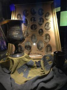 Dans le Museo del Estadio - Quartier de la Boca - Buenos Aires - Argentine
