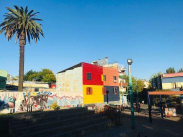 La Boca version sans touristes - Buenos Aires - Argentine