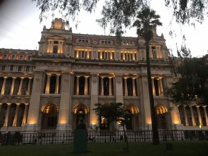 Plaza Lavalle - Buenos Aires - Argentine