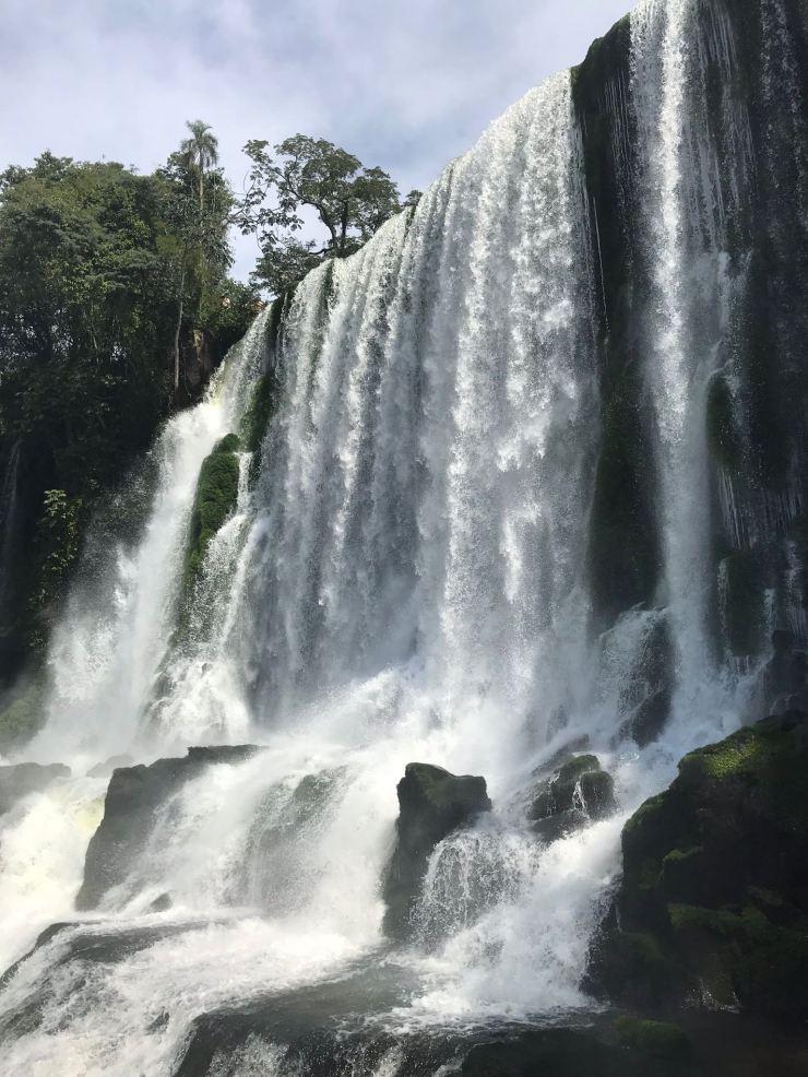 Les chutes d'Iguazu depuis le sendero Inferior - Côté Argentine