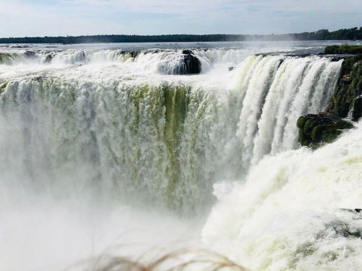 Garganta del Diablo - Chutes d'Iguazu - Argentine