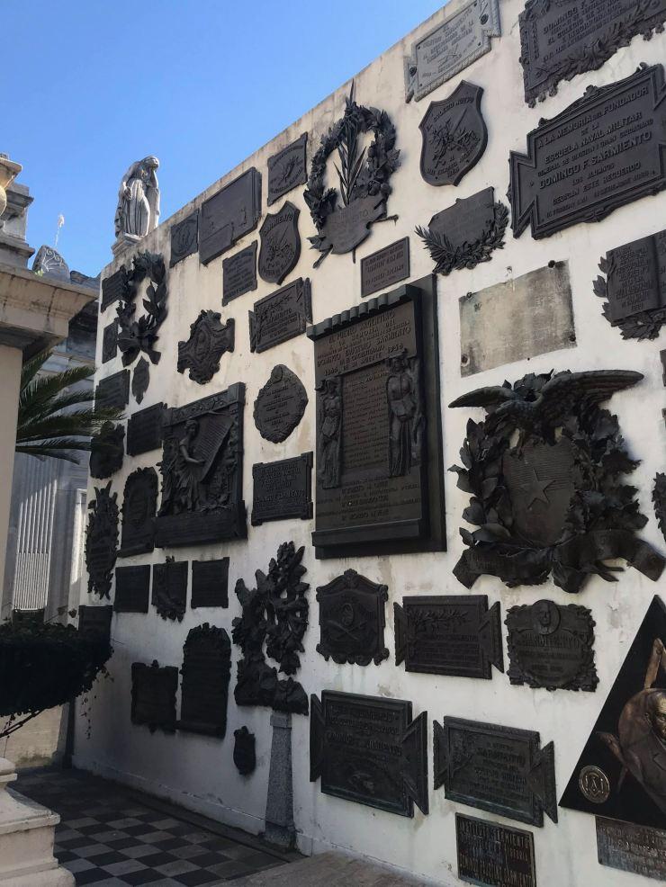 Cimetière de Recoleta - Buenos Aires - Argentine