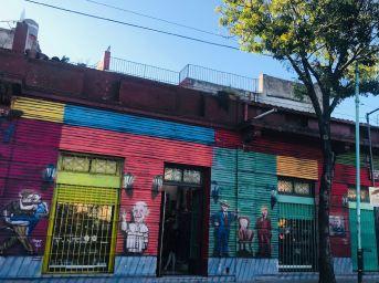La Boca - Buenos Aires - Argentine