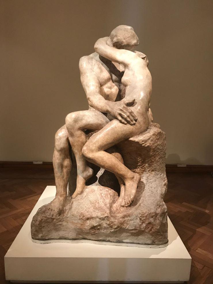 Rodin - Musée des Beaux Arts - Buenos Aires - Argentine