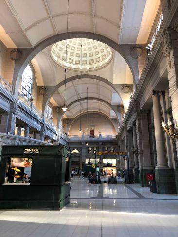Gare de Retiro - Buenos Aires - Argentine