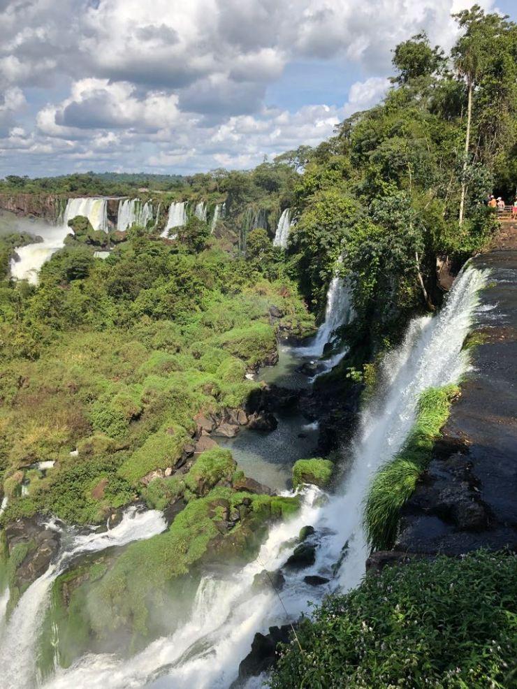 Sentier Supérieur - Chutes d'Iguazu côté Argentine
