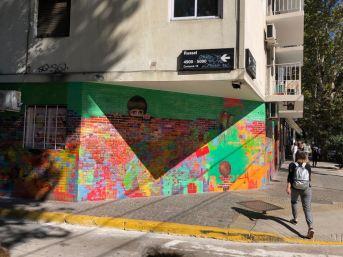 Street Art - Palermo Viejo - Buenos Aires - Argentine