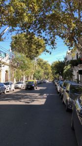 Larges avenues - Palermo Viejo - Buenos Aires - Argentine