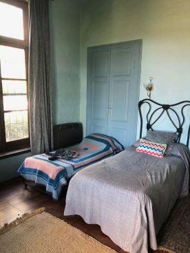 Notre chambrette dans l'Estancia - Pampa - Argentine