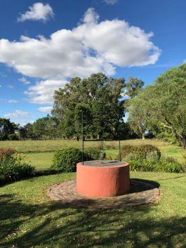 Le puit de l'estancia - Pampa - Argentine