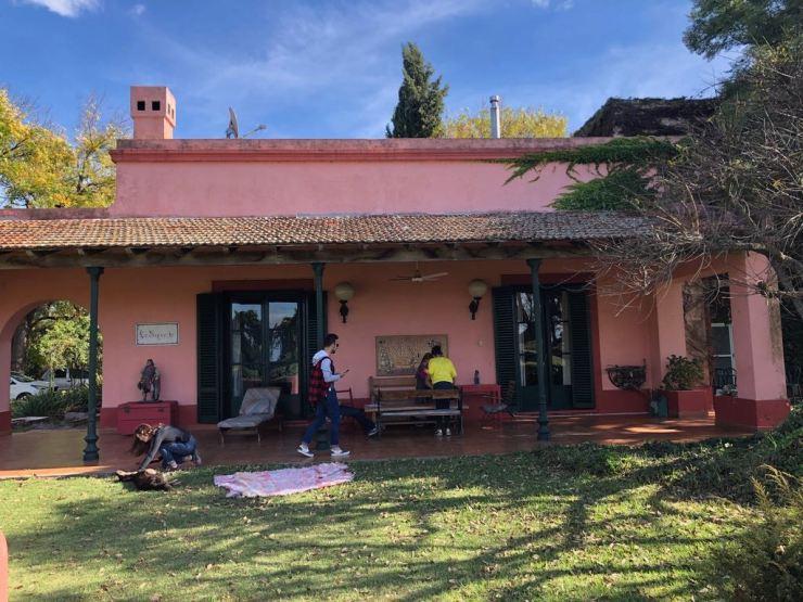 La Segunda - Jolie Estancia - Pampa - Argentine
