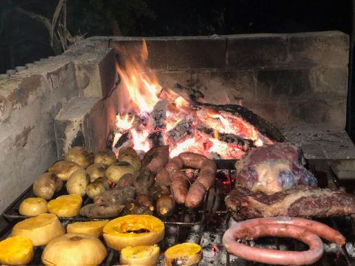 El Asado ! - Pampa - Argentine