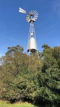 Energie éolienne - Pampa - Argentine