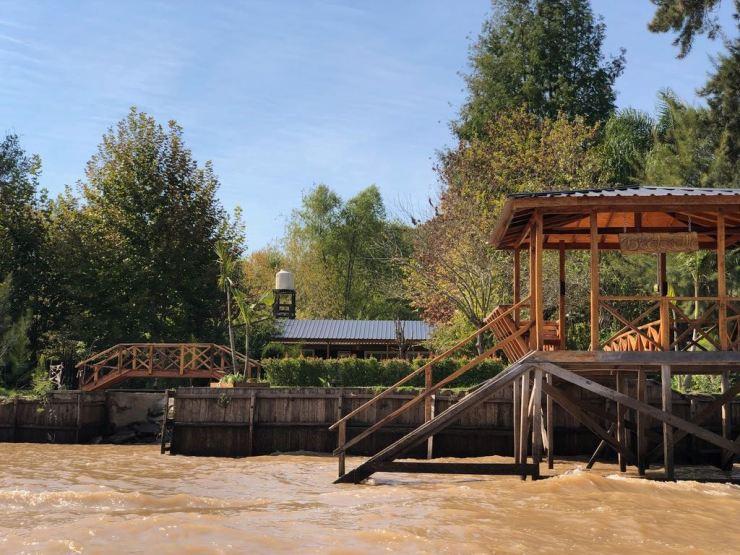 Ponts et Pontons - Tigre - Argentine