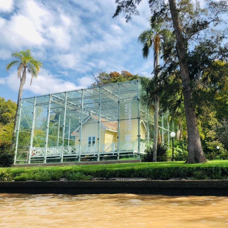 Musée Sarmiento - Tigre - Argentine