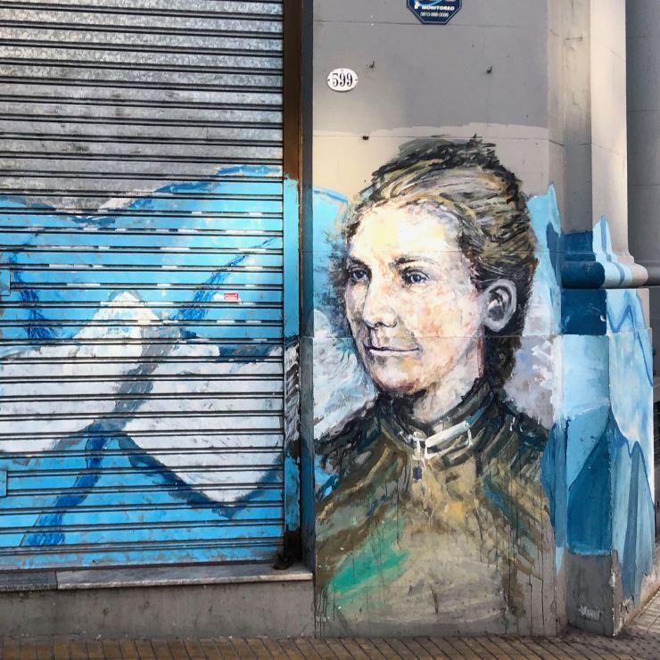 Street Art - San Telmo - Argentine