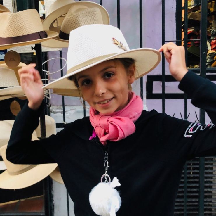 Sombrero ! - San Telmo - Argentine