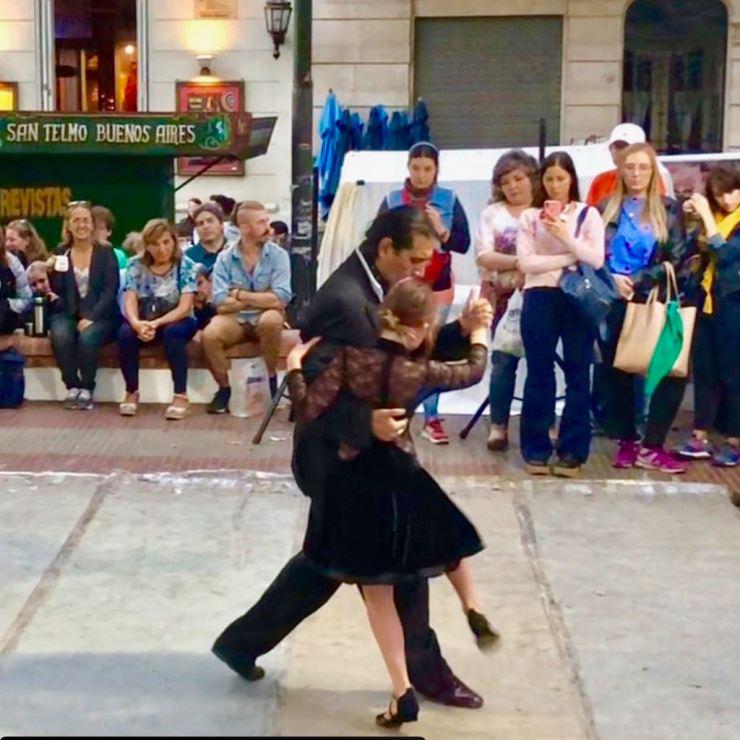 Tango ! - San Telmo - Argentine