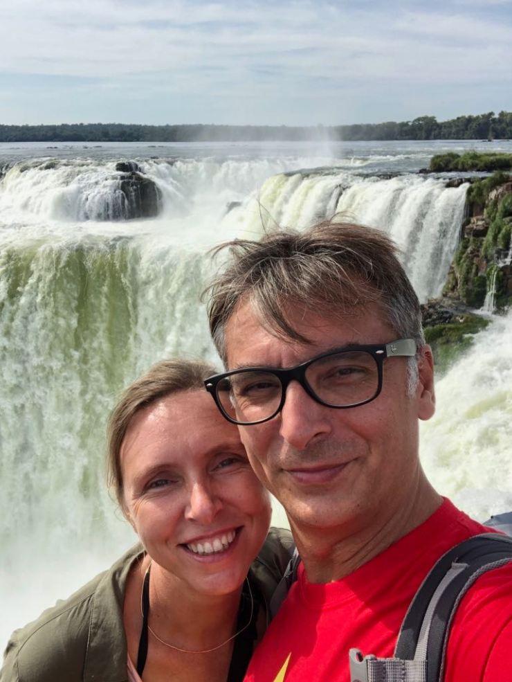 Iguazu 12 ans après - Garganta del Diablo - Iguazu côté Argentine